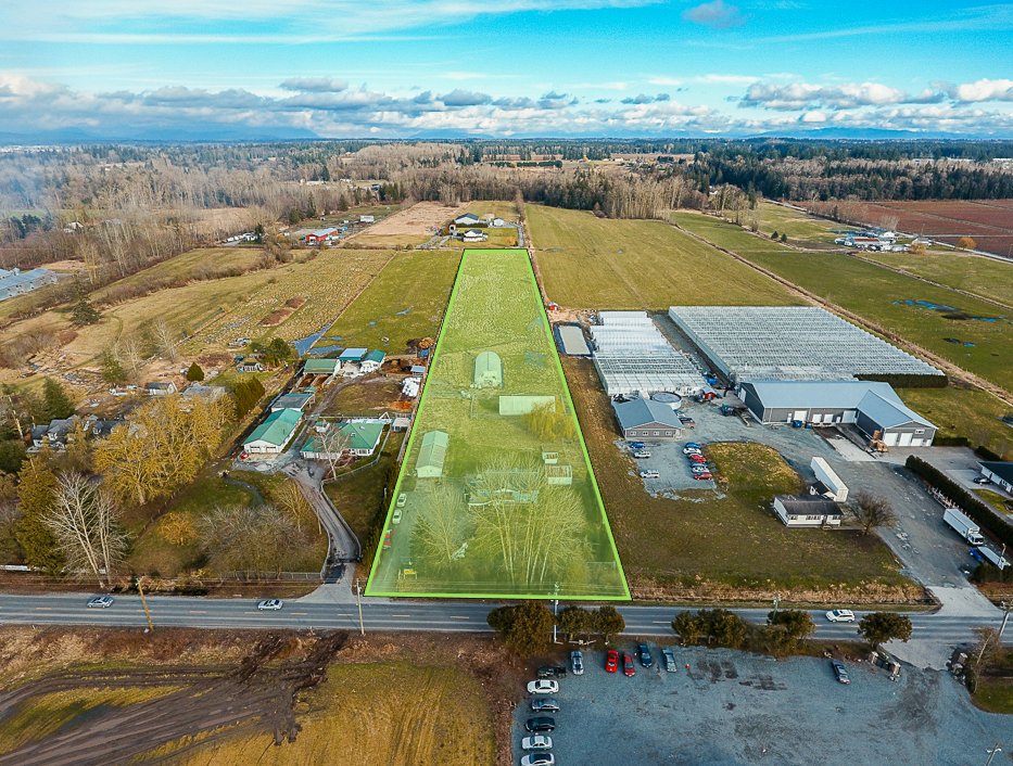 Mission Bc Agricultural Building For Sale